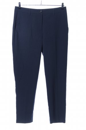 United Colors of Benetton Peg Top Trousers blue business style