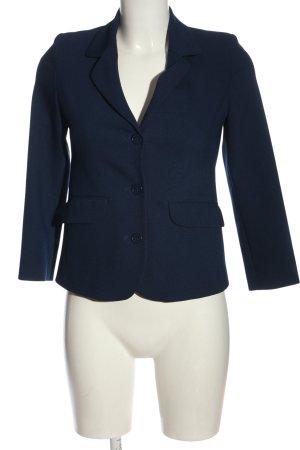 United Colors of Benetton Klassischer Blazer blau Business-Look