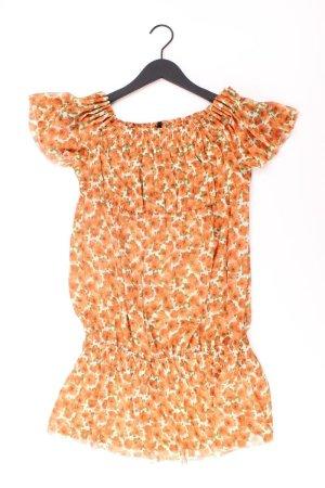 United Colors of Benetton Kleid orange Größe 38