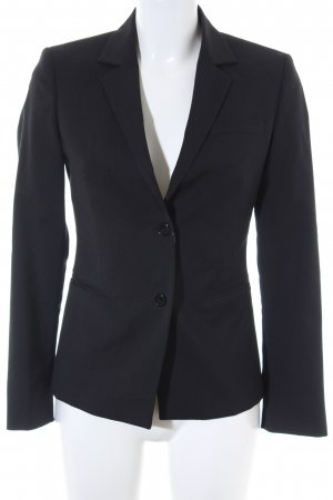 United Colors of Benetton Kurz-Blazer schwarz Elegant
