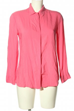 United Colors of Benetton Langarm-Bluse pink Business-Look