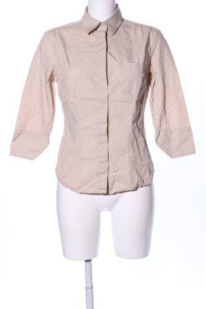United Colors of Benetton Camicia a maniche lunghe bianco sporco