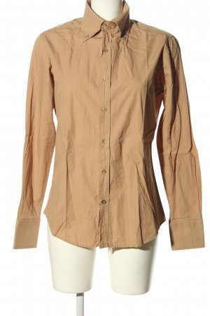 United Colors of Benetton Langarmhemd nude Casual-Look