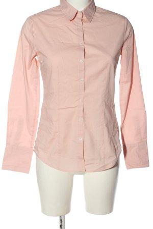 United Colors of Benetton Langarmhemd pink Elegant