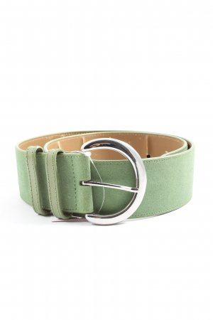 United Colors of Benetton Leather Belt khaki casual look