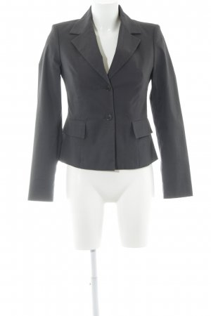 United Colors of Benetton Long-Blazer anthrazit Business-Look