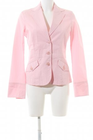United Colors of Benetton Long-Blazer pink Casual-Look