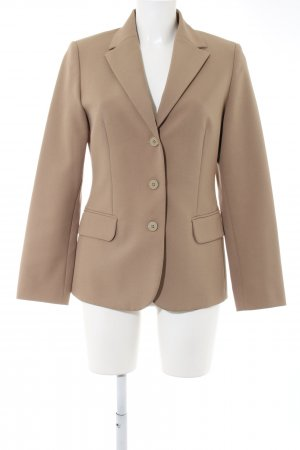 United Colors of Benetton Long-Blazer wollweiß Business-Look