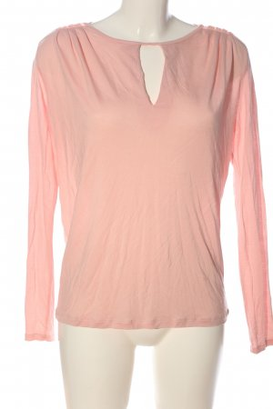 United Colors of Benetton Longsleeve pink Casual-Look