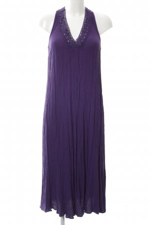 United Colors of Benetton Maxikleid blau Party-Look