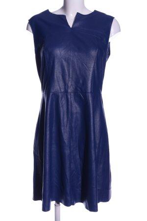 United Colors of Benetton Minikleid blau Casual-Look