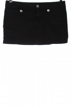 United Colors of Benetton Miniskirt black casual look