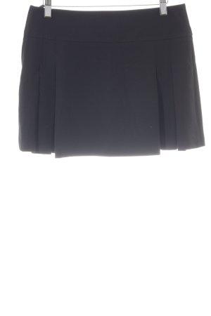 United Colors of Benetton Minirock schwarz schlichter Stil