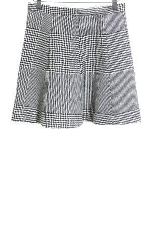 United Colors of Benetton Minirock schwarz-weiß Street-Fashion-Look