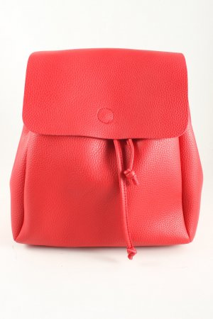 United Colors of Benetton Zaino per la scuola rosso stile casual