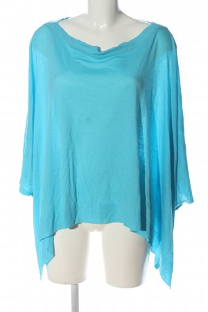 United Colors of Benetton Poncho blu stile casual
