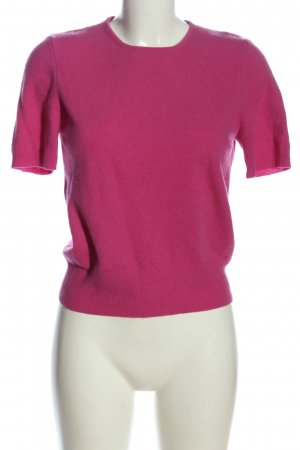 United Colors of Benetton Pullover Twin Set pink Casual-Look