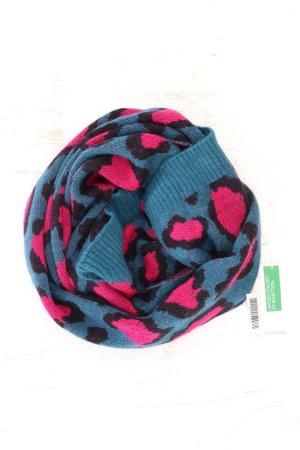 United Colors of Benetton Schal mit Tierdruck neu mit Etikett Neupreis: 35,95€! pink