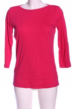 United Colors of Benetton Schlupf-Bluse pink Casual-Look