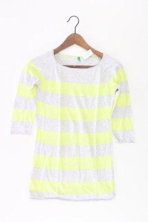 United Colors of Benetton Shirt grau Größe S