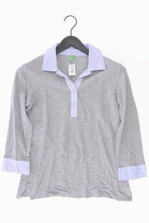 United Colors of Benetton Shirt grau Größe XS