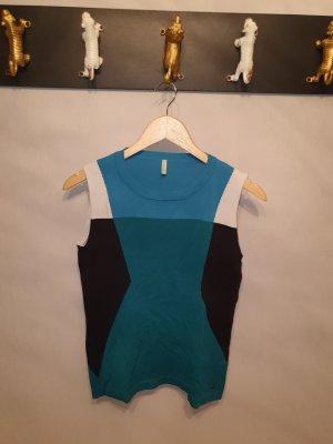United Colors of Benetton Gebreid shirt veelkleurig