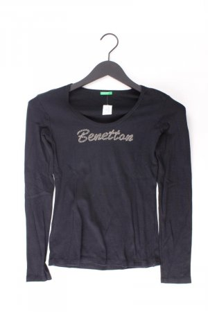 United Colors of Benetton Shirt schwarz Größe S