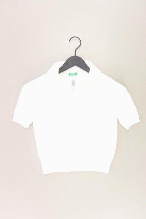 United Colors of Benetton Shirt weiß Größe S