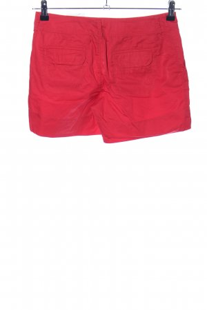 United Colors of Benetton Shorts red casual look