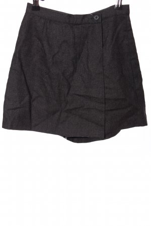 United Colors of Benetton Shorts schwarz meliert Casual-Look