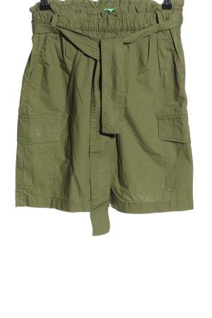 United Colors of Benetton Shorts khaki Casual-Look