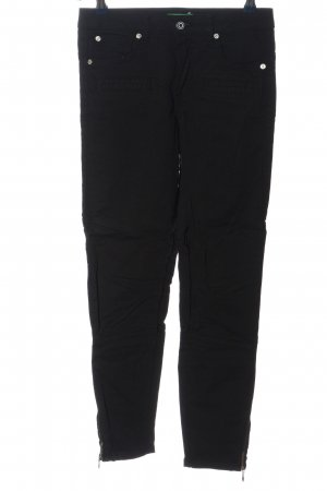United Colors of Benetton Skinny Jeans schwarz Casual-Look