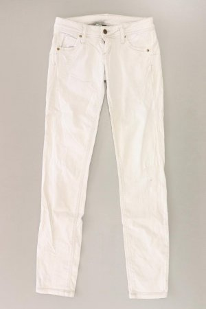 United Colors of Benetton Skinny Jeans Größe W27 creme