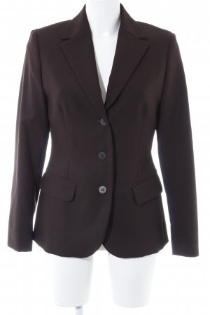 United Colors of Benetton Smoking-Blazer dunkelbraun Business-Look