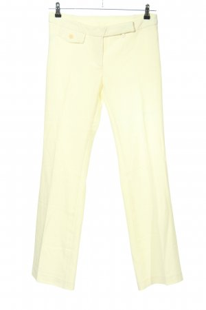 United Colors of Benetton Stoffhose creme Casual-Look