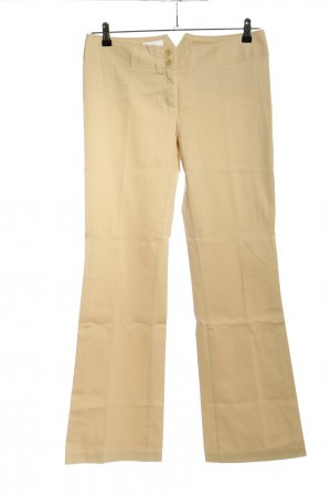 United Colors of Benetton Stoffhose creme Business-Look