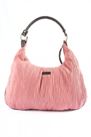 United Colors of Benetton Stoffen tas roze casual uitstraling