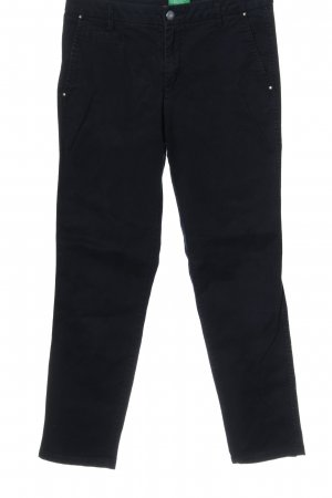 United Colors of Benetton Slim Jeans blau Casual-Look