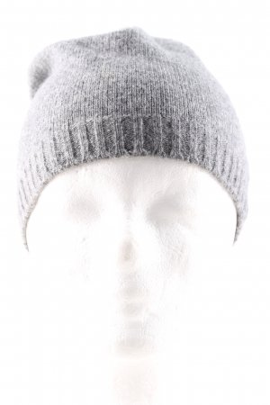 United Colors of Benetton Knitted Hat light grey flecked casual look