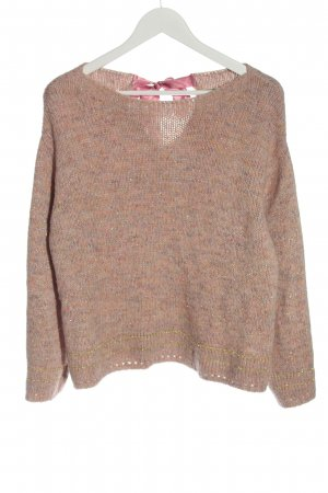United Colors of Benetton Strickpullover Mustermix Casual-Look
