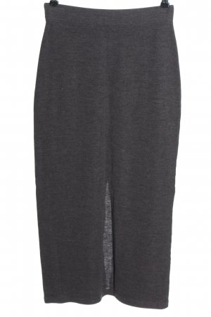 United Colors of Benetton Knitted Skirt brown casual look