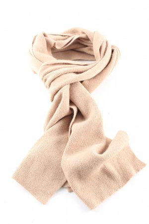 United Colors of Benetton Strickschal creme Casual-Look