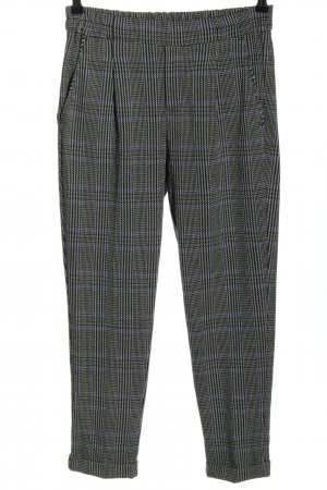 United Colors of Benetton Pleated Trousers allover print business style