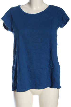 United Colors of Benetton T-Shirt blau Casual-Look