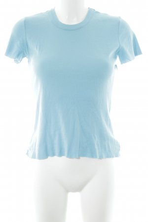 United Colors of Benetton T-Shirt babyblau Casual-Look