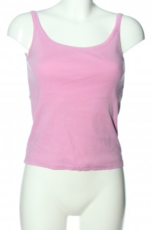 United Colors of Benetton Trägertop pink Casual-Look