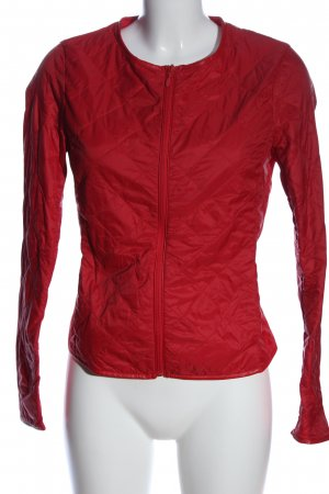 United Colors of Benetton Übergangsjacke rot Steppmuster Casual-Look
