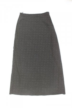 United Colors of Benetton Maxi Skirt black polyester