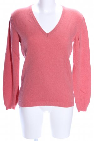 United Colors of Benetton Wool Sweater pink casual look