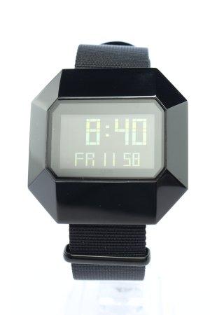 United nude Reloj digital negro look casual